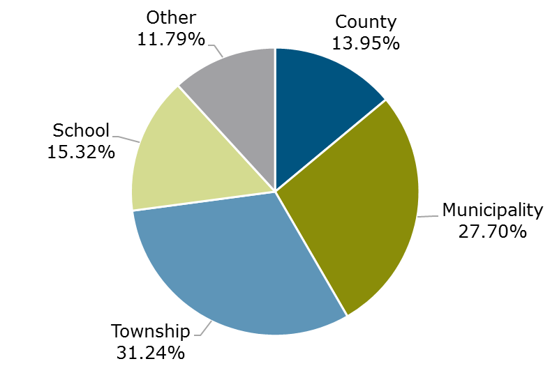 06.19 - Michigan CLASS Participant Breakdown by Entity Type
